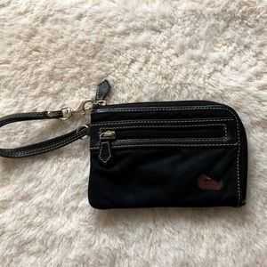 Dooney & Bourke wristlet wallet
